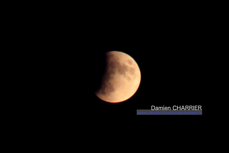 Eclipse de Lune du 16 juillet 2019